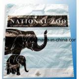 LDPE HDPE die Vlakke het Winkelen Plastic Zak verpakken