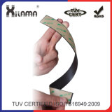 Tiras magnéticas finas e fortes Tiras magnéticas flexíveis flexíveis e adesivas