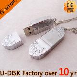 Официальный привод вспышки USB металла картины подарков благосостояния (YT-1239L)