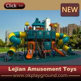Cer-erstaunliche Kind-im Freien Plastikspielplatz für Park (X1507-12)