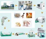 China-Edelstahl-Zufuhr-Hammermühle-Zerkleinerungsmaschine 2016