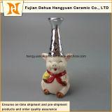 新しいデザイン装飾的な陶磁器のブタの大きい白