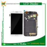 Samsung Galaxy Note를 위한 전화 LCD 2 N7100 LCD Touch Screen
