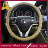 Специальная конструкция для безопасной управляя крышки рулевого колеса автомобиля PU+Knit материальной