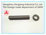 Numéro 60142874p de la rondelle Dh470 de cheville de verrouillage de dent de position d'excavatrice pour l'excavatrice Sy425 de Sany