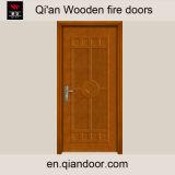 FraxinusのMandshurica Ruprの材木の防火扉