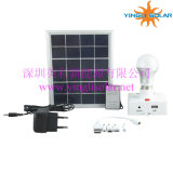 2015 Sale chaud Yingli 3W SMD DEL Lamp avec Solar Panel