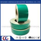 緑の自己接着反射広がる安全テープ(C1300-OG)