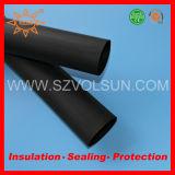 Nessuna tubazione media ignifuga adesiva dello Shrink di calore della parete