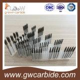 固体炭化物の回転式ぎざぎざの高品質の炭化タングステンの回転式ぎざぎざ