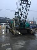 Ishikawajima中古の日本のUsed Hydraulic Crawler Crane 50tonsの地勢Crane Truck Crane Mobile Crane Ishikawajima