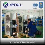 Unidade de condensação do compressor Hermetic em forma de caixa do rolo