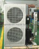 Compresor de condensación hermético refrescado aire del desfile de Copeland de la unidad
