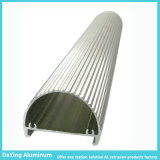 Het concurrerende LEIDENE Profiel Heatsink van het Aluminium met het Anodiseren T8