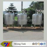 1000 het Verwarmen van de Stoom liter van Roestvrij staal 304 de Machine van het Pasteurisatieapparaat van het Roomijs
