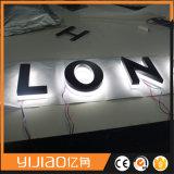 La publicité de la lettre allumée par DEL acrylique de Lit renversé