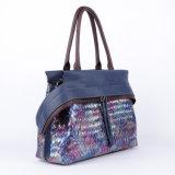 De nieuwe Handtas van de Dames van de Manier Pu van de Ontwerper Kleurrijke (wp1012-2)