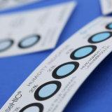 10%-60% cartão do indicador de umidade do cobalto (HIC) (WiseHIC)