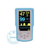 Etco2+SpO2 Monitor voor Veterinair (capno-Ii)