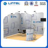 cabine en aluminium portative de contexte de tissu de 3m*3m (LT-24BT-01)