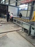 Lastra artificiale automatica piena della pietra del quarzo che fa la macchina della pressa & della pianta
