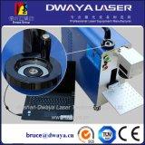 машина маркировки лазера волокна 20W для Cream ручки кольца