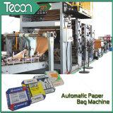 Equipamento de produção do saco de papel da válvula da conservação de energia