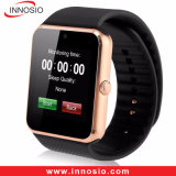 Ursprüngliches Gt08 Fitness Android 2g Phone Bluetooth Smartwatch mit Nfc/Camera/Pedometer