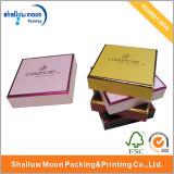 カスタム印刷のロゴの紙箱(QYZ311)