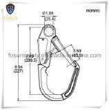 Metal promocional del diseño del Ce que bloquea los ganchos de leva rápidos (G9121)