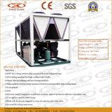 L'aria industriale del refrigeratore si è raffreddata con il compressore di Bristal