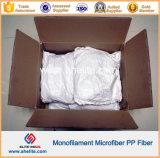 Monofilament van pp Micro- van de Vezel Synthetische Vezels