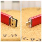 주문을 받아서 만들어진 OTG 고속 이동 전화 USB 섬광 드라이브 (TD019)