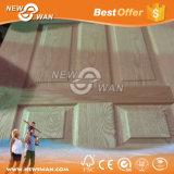 Chapa de HDF moldeado puerta piel 620mm / 720mm / 820mm / 920mm / 1020mm
