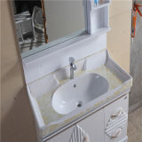 LegsのHighquality新しいPVC Floor Standing Bathroom Vanity