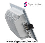 Signcomplex 20W 30W drehbares LED Scheinwerfer-Lampen-Decken-Quadrat Downlight