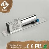 Bloqueo eléctrico a prueba de averías del tornillo de la gota con de cinco cables para la puerta de cristal