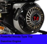 Neuer Entwurf 2 Zoll - hohe Druck-Treibstoff-Wasser-Pumpe mit zwei Impellors (WP20H)