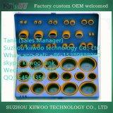 De kleurrijke Uitrusting van de O-ring van het Silicone Viton