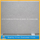 Descuento Polished / Honed Pearl White Granites para la pared de la cocina / Azulejos de piso