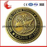 昇進の販売のための安いカスタム挑戦記念品の硬貨