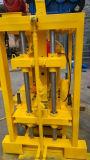 セリウムQtj4-40IIが付いている機械を作るコンクリートブロック