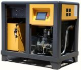 Inverter (7.5KW ~ 132KW)の交互計算Power Rotary Lubricated Screw Air Compressorsの中国Professional Manufacturer