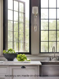 Material de acero de acero galvanizado ventana de acero de la ventana