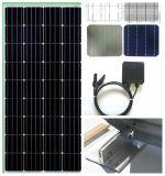 фабрика высокой эффективности 160W сделала Mono панель солнечных батарей