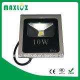 150W luz de inundación negra de la MAZORCA LED con Ce y la certificación de RoHS