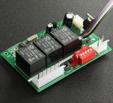 Receptor mágico de 3 canales y receptor de radio del kit de la puerta del abrelatas de control de la tarjeta de la puerta alejada del garage