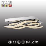 Luz moderna do pendente do diodo emissor de luz