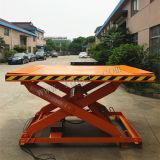 Stationäre hydraulische Scissor Motorrad-Aufzug-Tisch (SJG2-1.6)