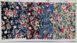 Напечатанные хлопком флористические натянутые луки Jyf001-B